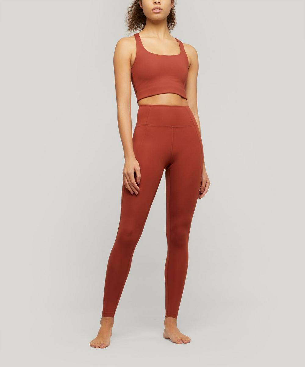 Compressive High-Rise Leggings