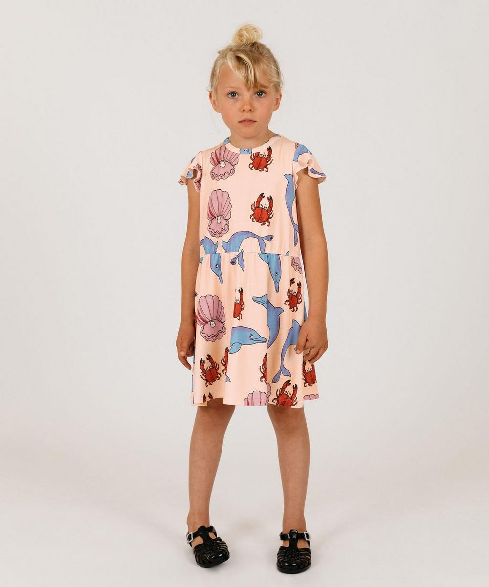 Dolphin Wing Dress 2-8 Years