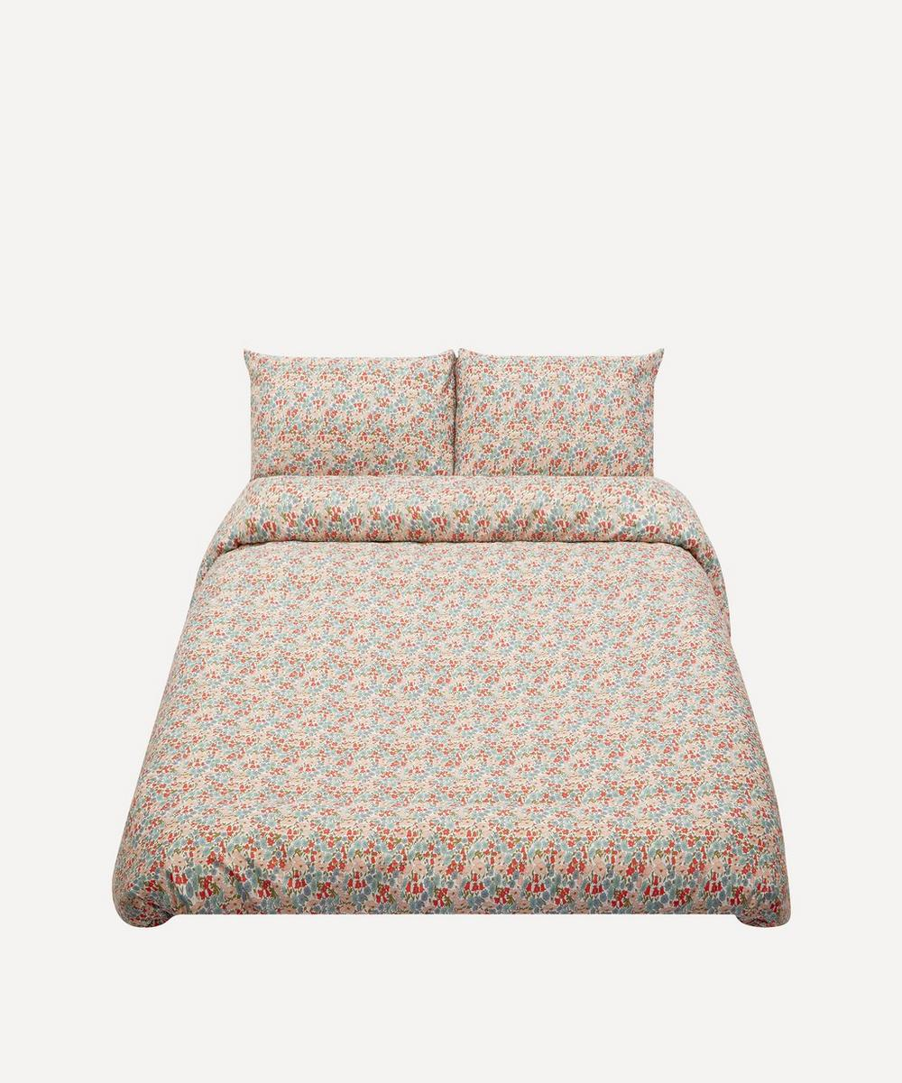 Liberty - Poppy and Daisy Cotton Sateen Super King Duvet Cover Set