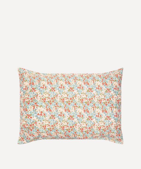 Liberty - Poppy and Daisy Cotton Sateen Single Pillowcase