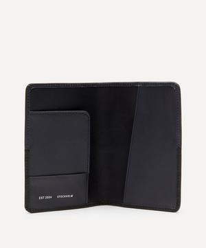 Malte Leather Passport Holder