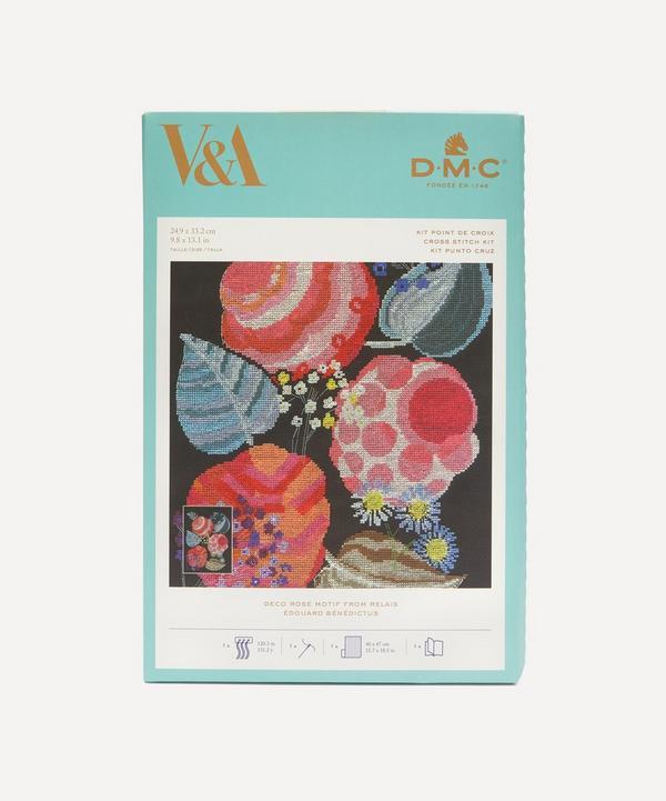 DMC - Deco Rose Embroidery Kit