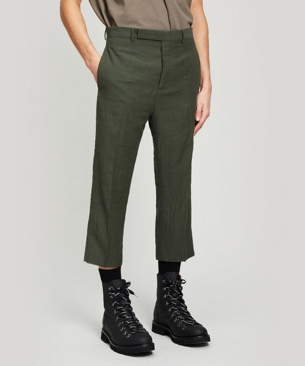 Slim Astaire Seeksucker Trousers
