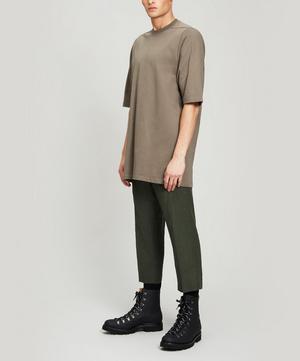 Oversized Heavy Cotton T-Shirt