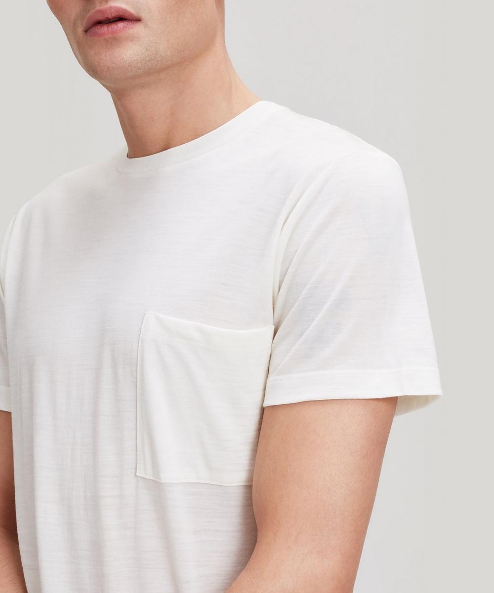 Merino Wool Pocket T-Shirt