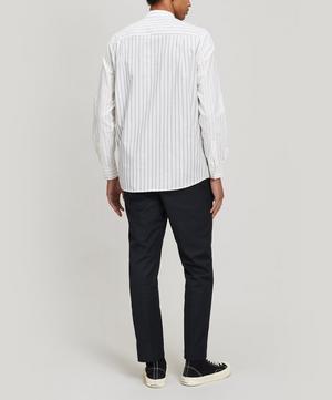 Tyson Grandad Stripe Shirt