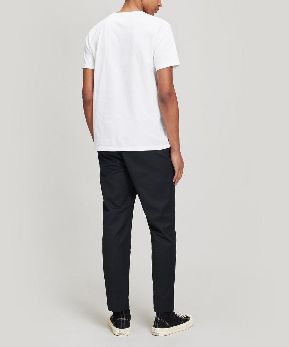 Info Logo Cotton T-Shirt