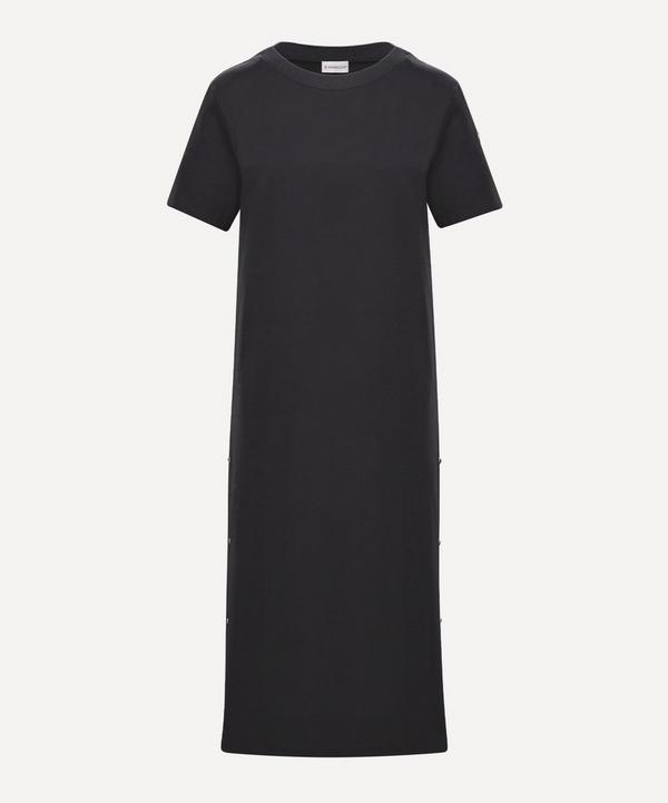 Moncler - Cotton Jersey T-Shirt Dress