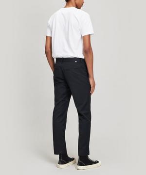 Tristan Slim-Leg Chino Trousers