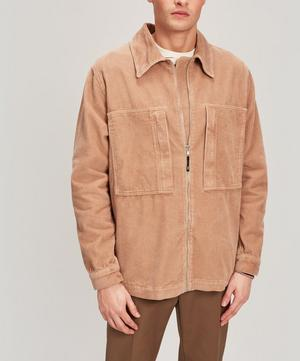 Gale Corduroy Zip Jacket