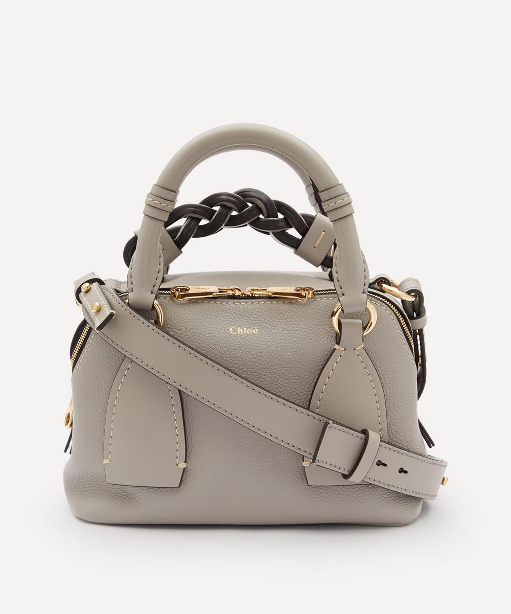 Chloé - Daria Small Leather Handbag