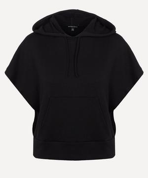 Cozy Fleece Open Side Hoodie