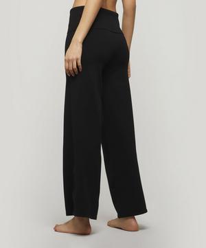 Wide-Leg Sweatpants