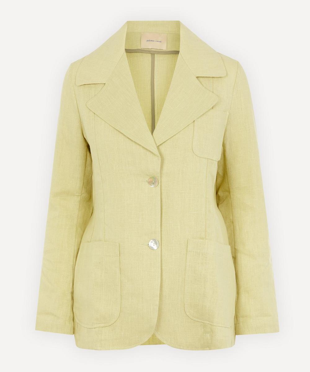 Paloma Wool - Dallas Linen Blazer