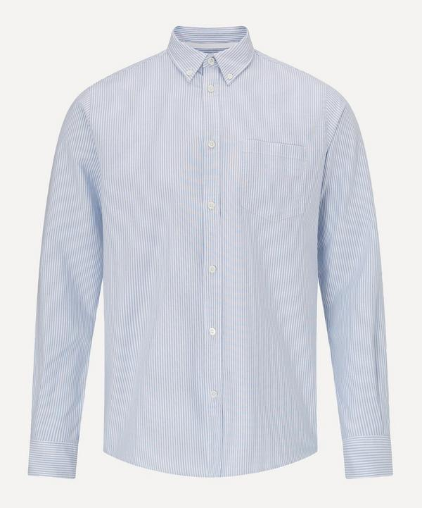 Doufine Mens Casual Business Cozy Oxford Office Work Slim Fit Tops Shirt