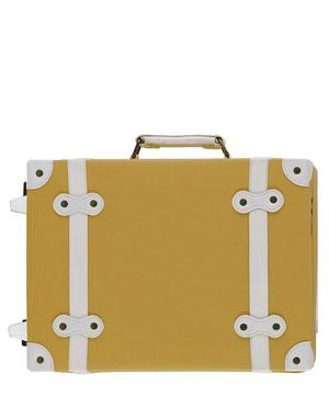 See-Ya Suitcase in Mustard