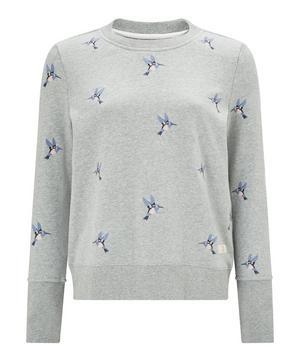 Barbour Summer Fell Overlayer Sweater