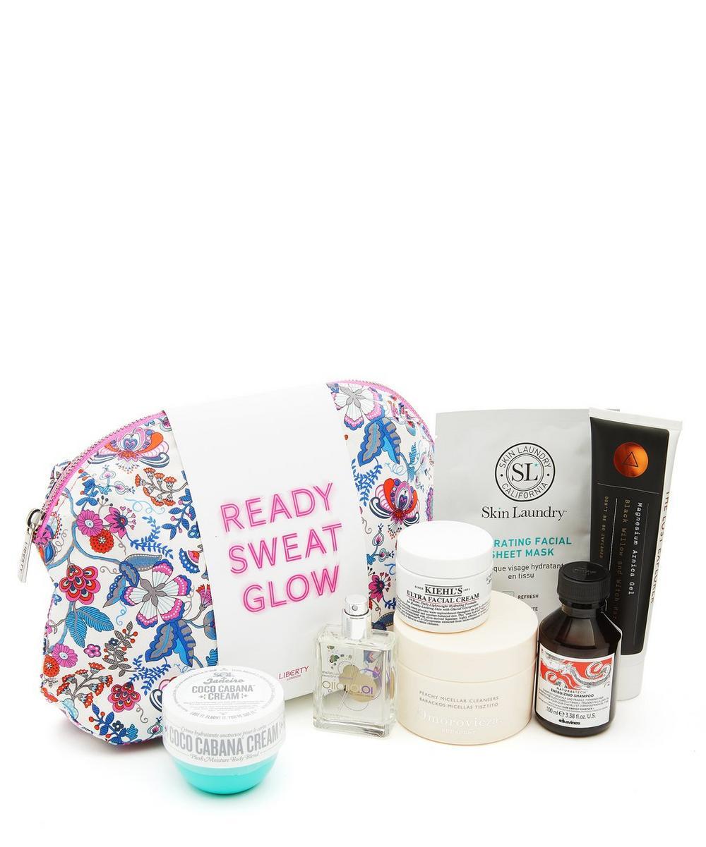 Ready, Sweat, Glow Gym Beauty Kit