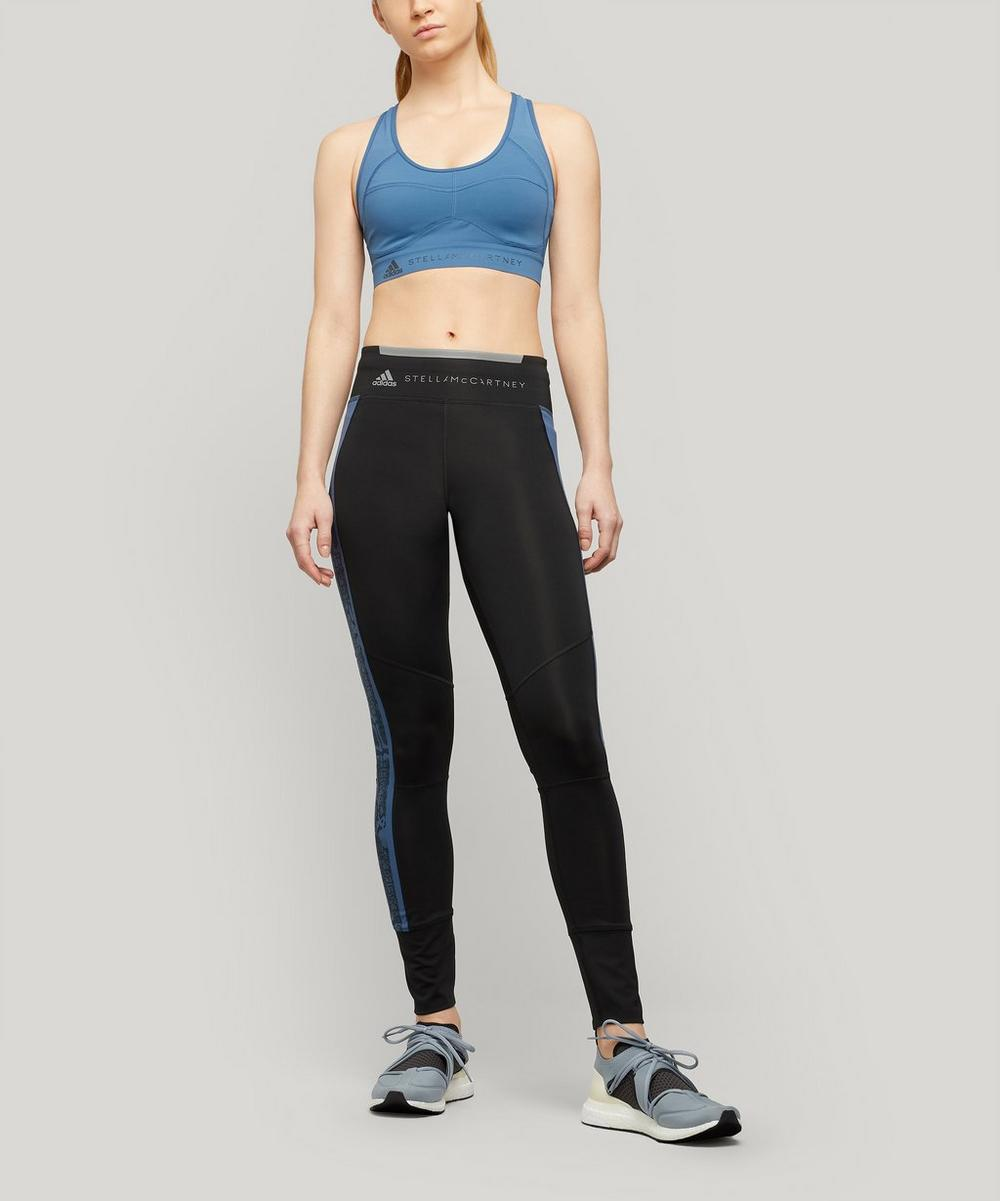 Run Tight Leopard Panel Leggings