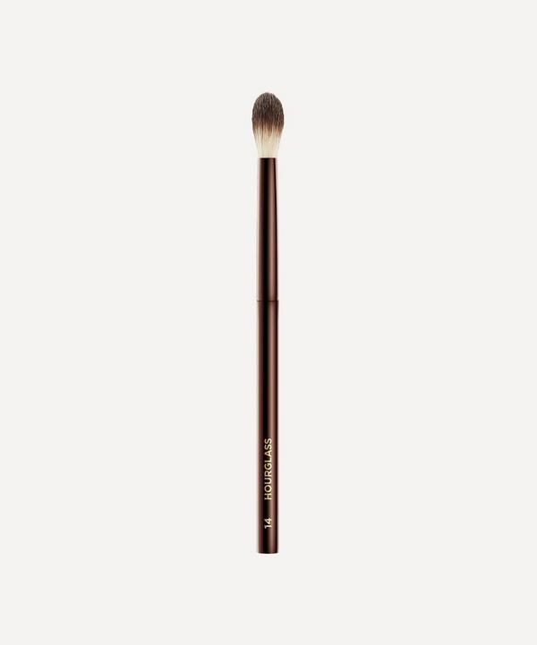Hourglass - No.14 Detail Setting Brush