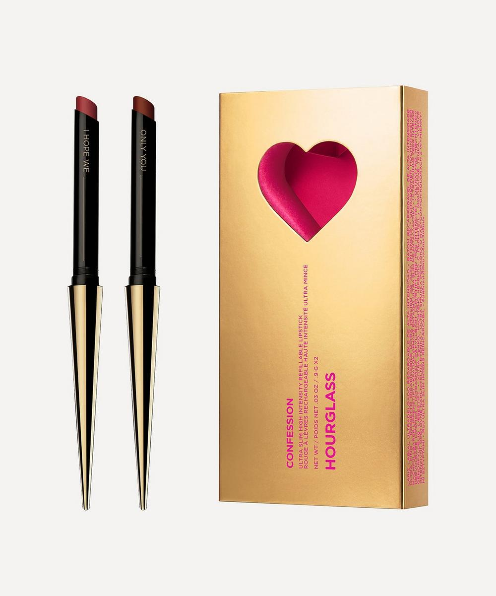 Hourglass - Limited Edition Confession Ultra Slim High Intensity Refillable Lipstick Duo