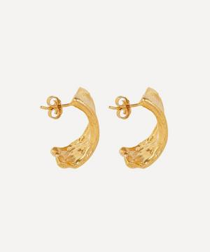 Gold-Plated The Cryptic Dancer Drop Earrings