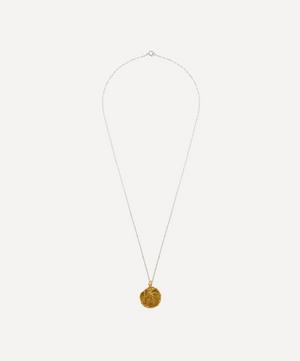 Silver and Gold-Plated St Christopher Chapter II Pendant Necklace
