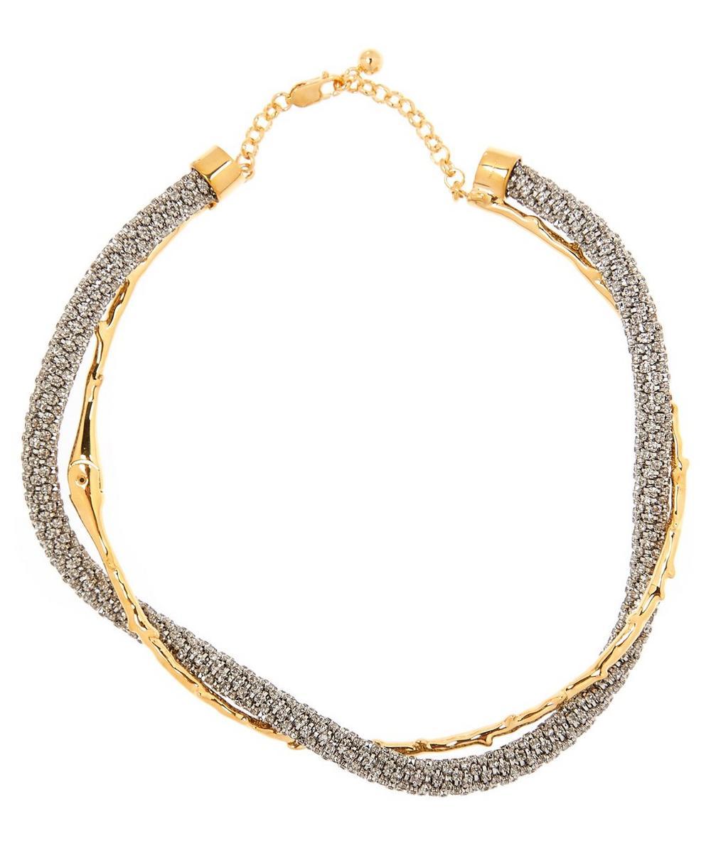 Daria Crystal Choker Necklace