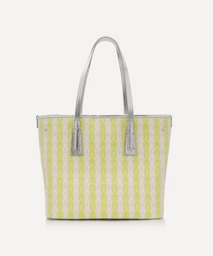 Iphis Stripe Little Marlborough Tote Bag
