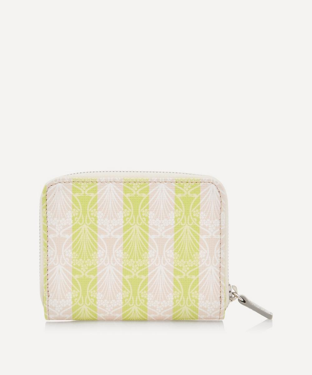 Iphis Stripe Small Coin Purse