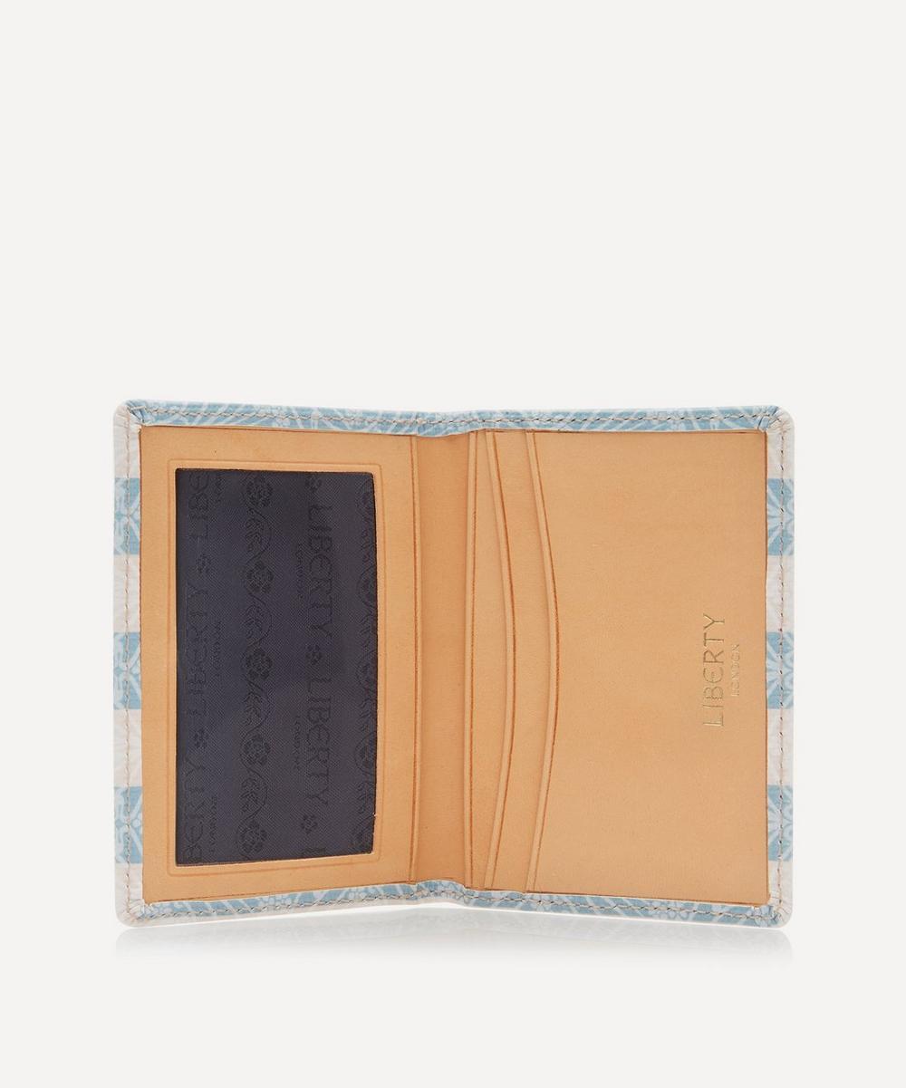 Iphis Stripe Travel Card Holder