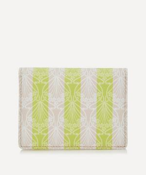 Iphis Stripe Travel Card Holder