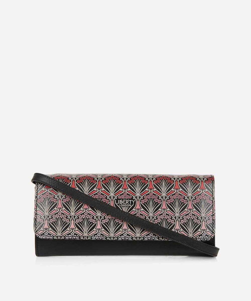 Iphis Sunset Soho Canvas Cross-Body Clutch