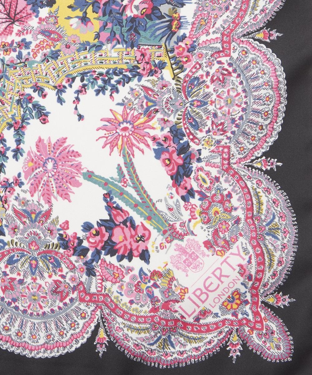 Dina 90 x 90cm Silk Twill Scarf