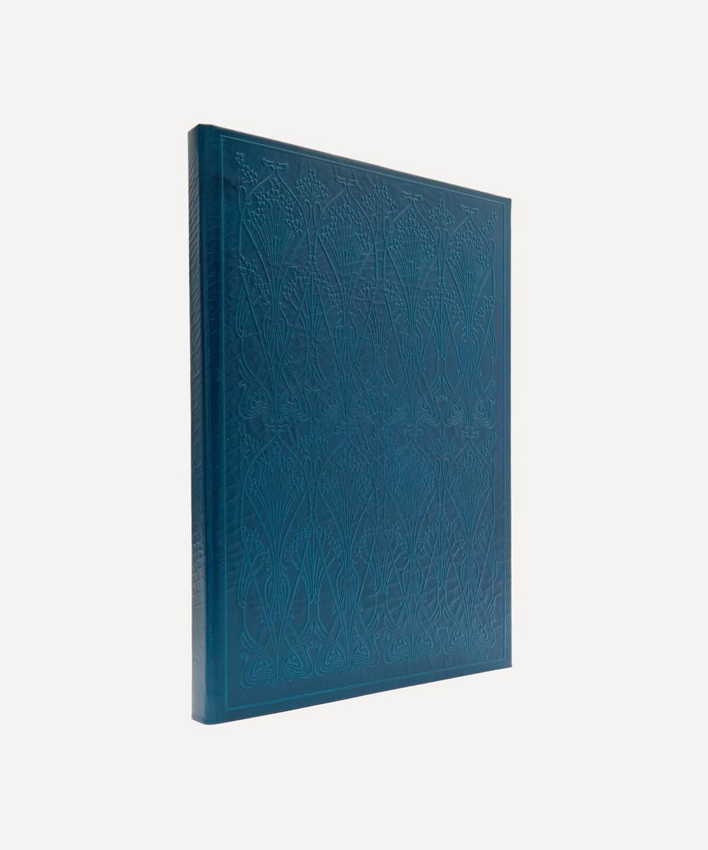 Leather Ianthe A4 Notebook