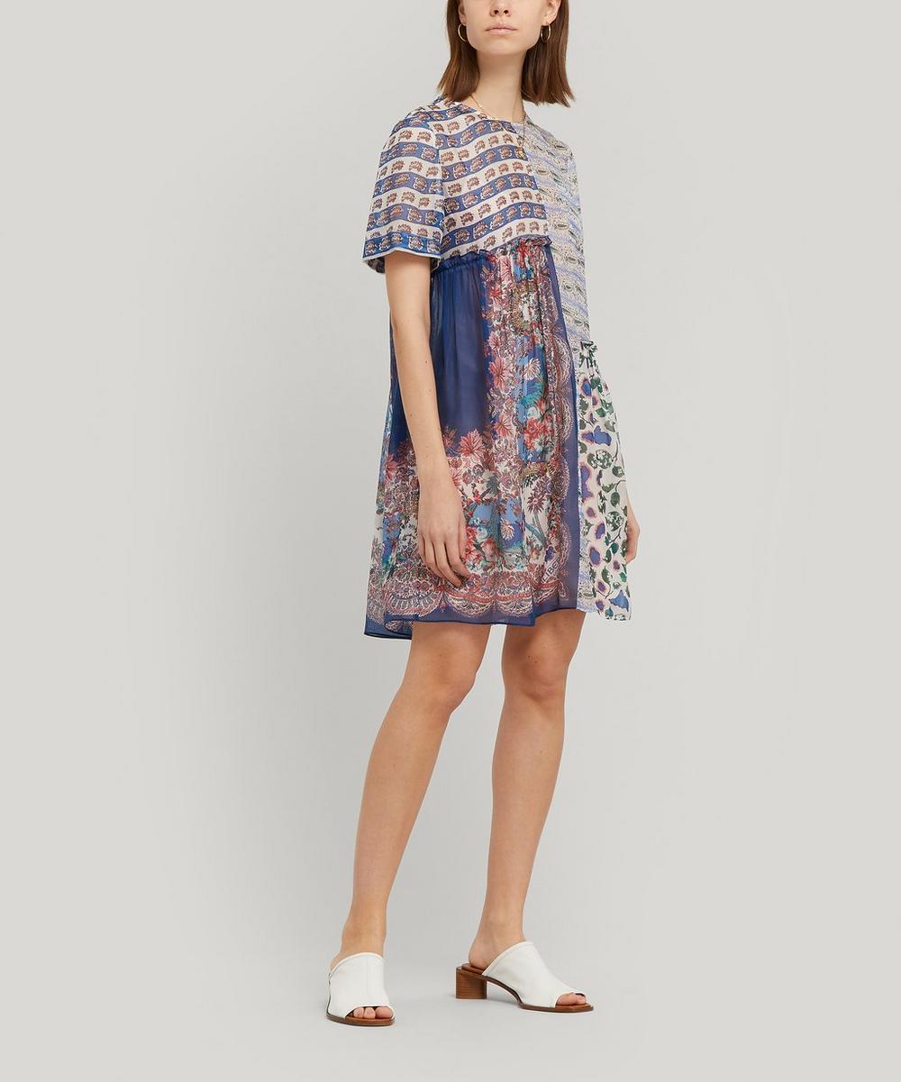 Dina Chiffon Babydoll Dress