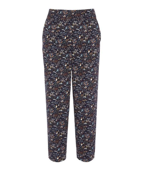 Liddell Stretch-Cotton Aura Pants