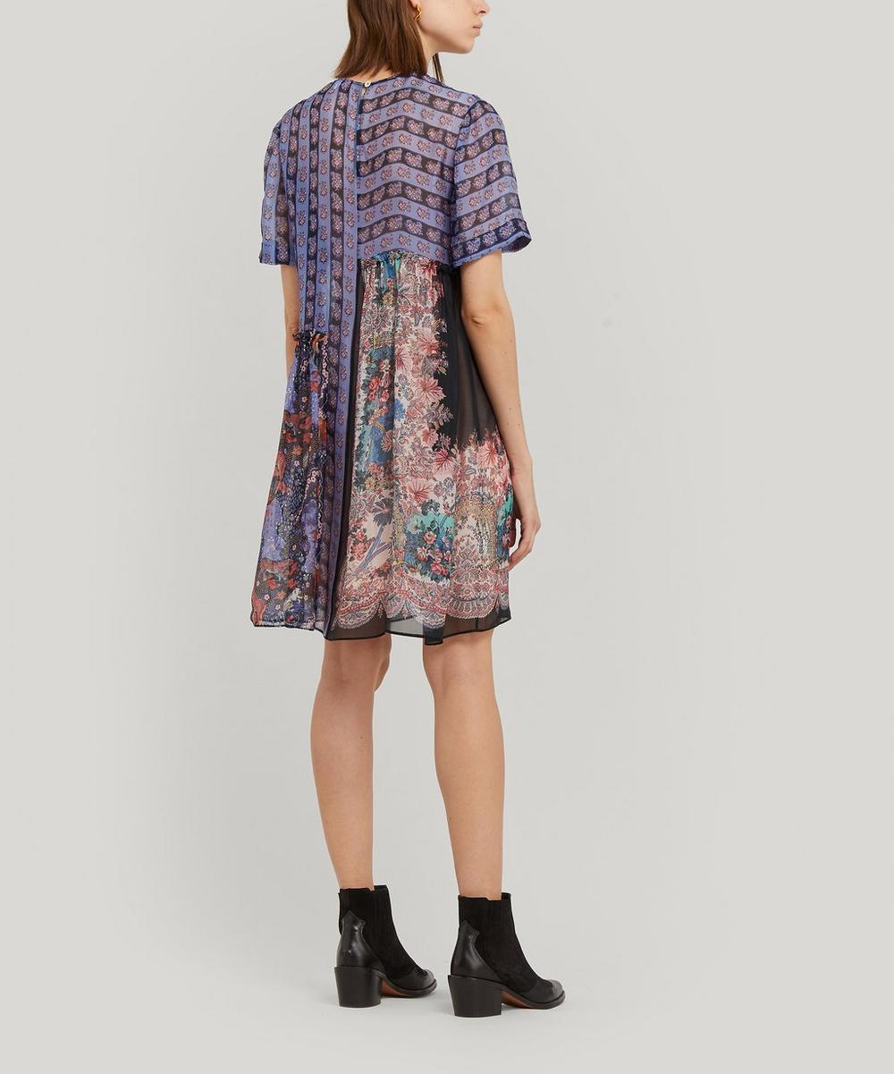Maxine Chiffon Babydoll Dress
