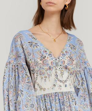 Octavie Tana Lawn™ Cotton Tie Dress