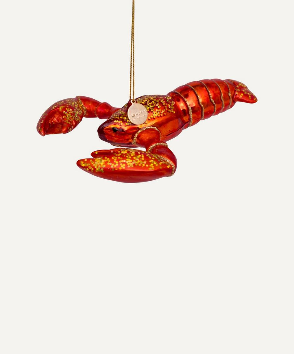 Unspecified - Red Lobster Decoration