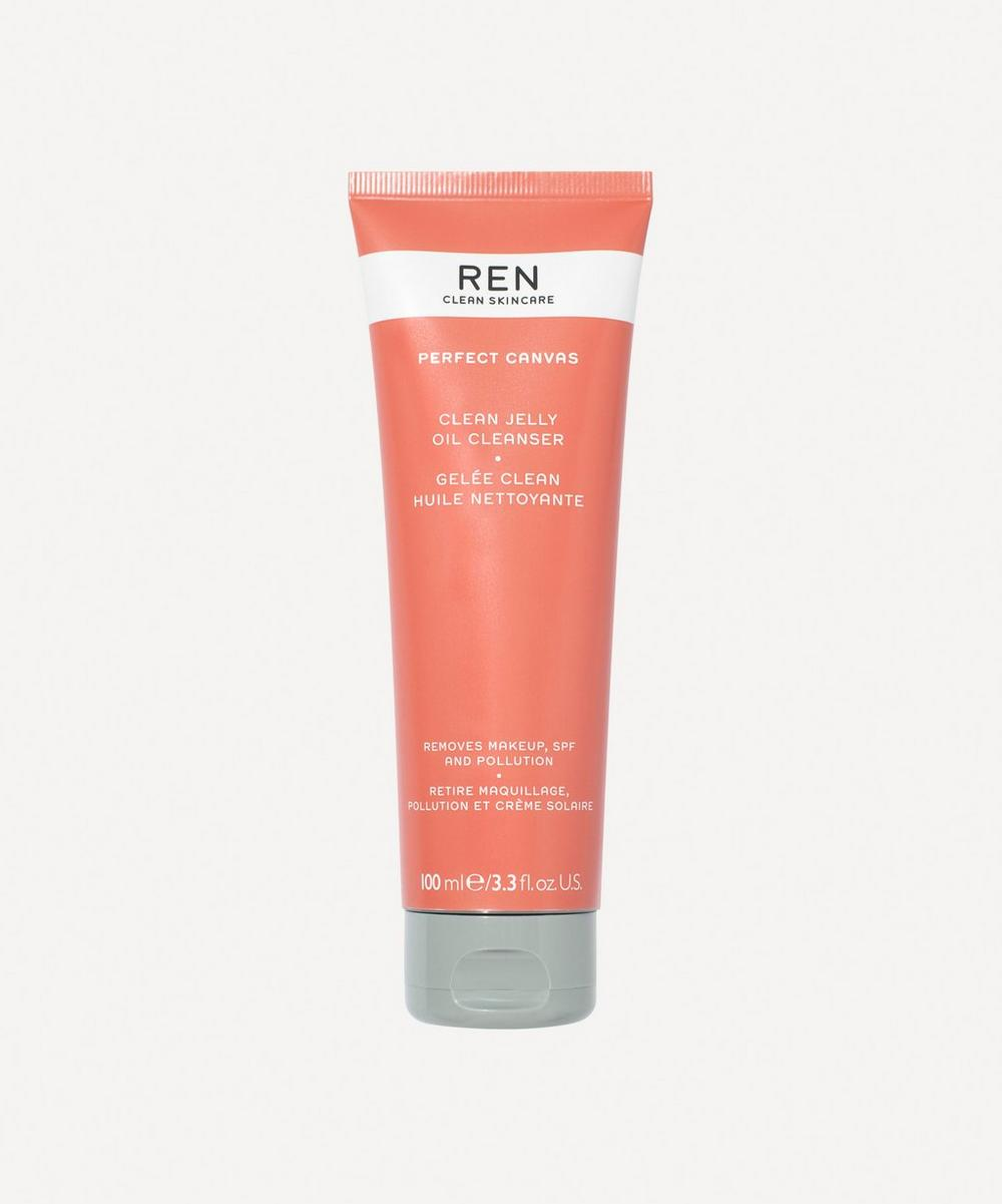 REN Clean Skincare - Perfect Canvas Clean Jelly Oil Cleanser 100ml