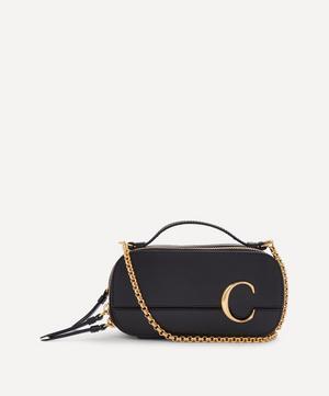 Chloé C Mini Leather Vanity Bag