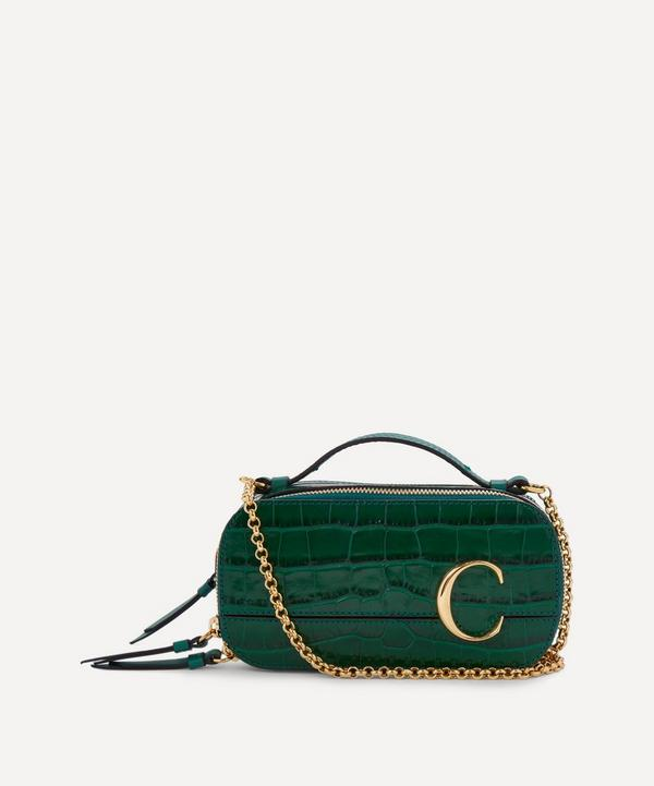 Chloé C Mini Leather Vanity Bag