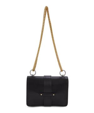 Aby Chain Mini Leather Shoulder Bag