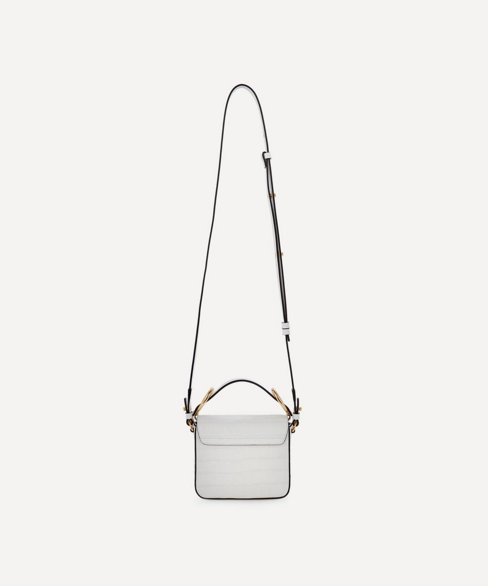 Chloé C Mini Leather Handbag
