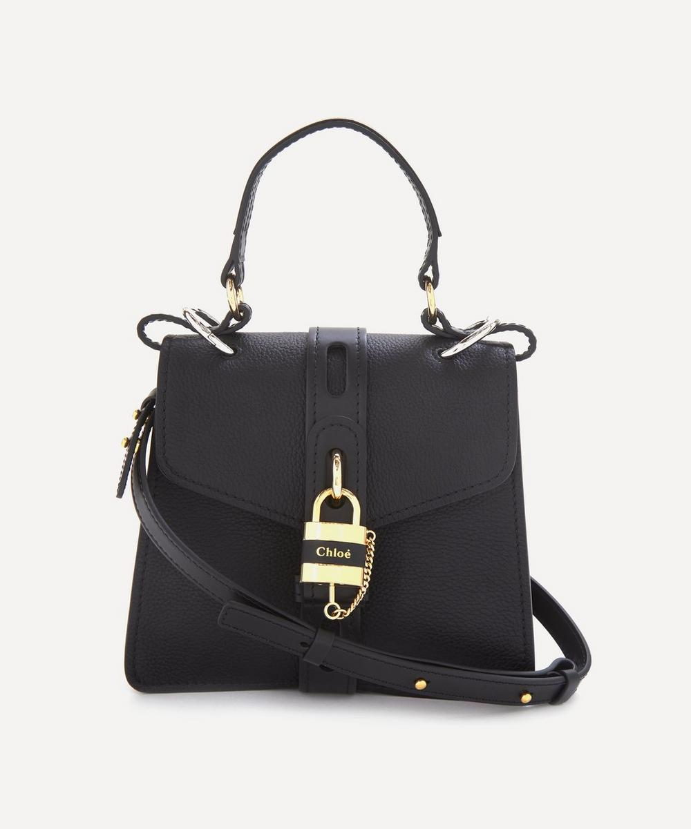 Aby Small Leather Day Shoulder Bag