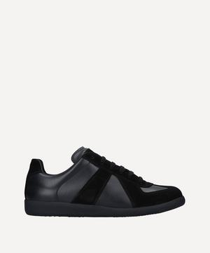Replica Leather Sneakers