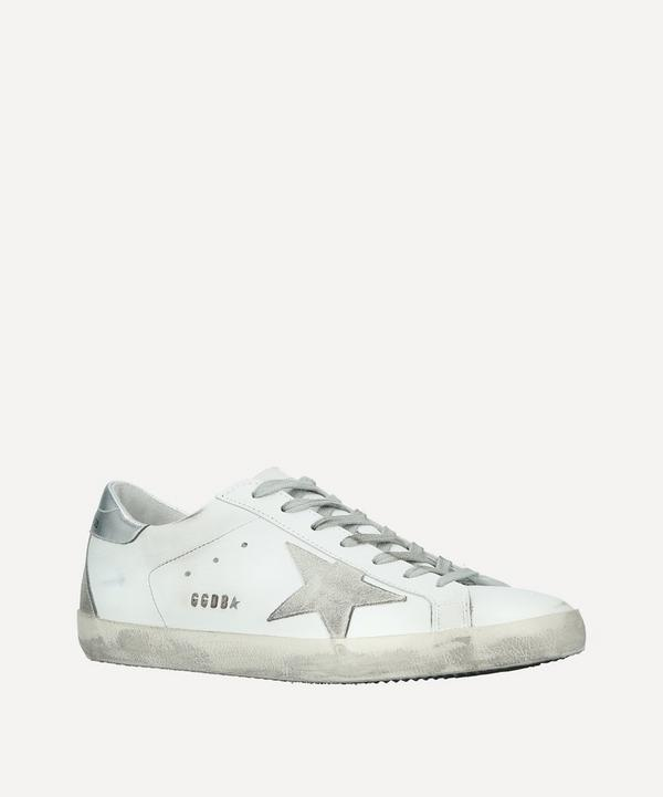 Golden Goose - Superstar Leather Sneakers
