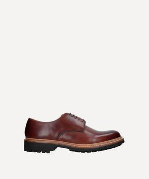 Curt Leather Derby Shoes