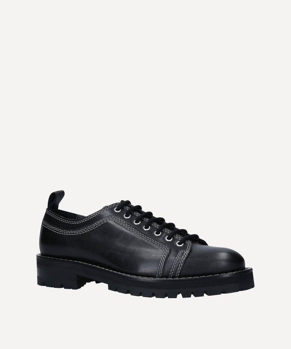 Ami - Worker Tractor Sole Derby Shoes